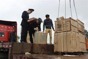 Hải quan Lạng Sơn gặp khó vì kiểm tra chuyên ngành nhóm 2