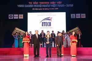 NTECH nhận giải doanh nghiệp tiêu biểu Đông Nam Á