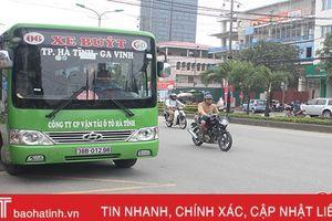 Tổng doanh thu vận tải, kho bãi tại Hà Tĩnh đạt hơn 4.400 tỷ đồng