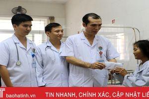 BVĐK Hà Tĩnh kêu gọi tài trợ máy tạo nhịp tim cho bệnh nhân nghèo
