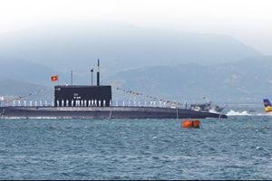 Cuộc đua tàu ngầm ở Biển Đông