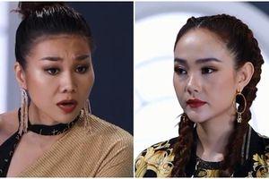 Sau hành động bỏ quay The Face, Minh Hằng xin lỗi nhưng vẫn bị Thanh Hằng 'dằn mặt' vì thiếu chuyên nghiệp
