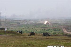 Nga thanh sát các hoạt động quân sự tại Na Uy, Ba Lan và Đức