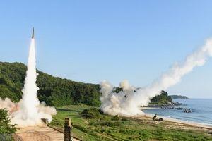 Hàn Quốc đàm phán với Mỹ về phát triển tên lửa nhiên liệu dạng rắn