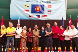 Quảng bá văn hóa Việt Nam trong Cộng đồng ASEAN tại Ankara