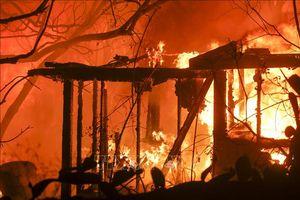 Thảm họa cháy rừng ở California tiếp tục lan rộng, làm 31 người thiệt mạng