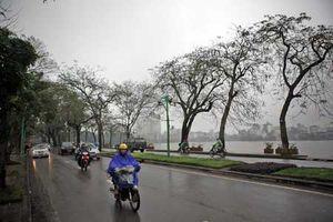 Đêm 12/11: Cả nước có mưa, Bắc Bộ có nơi lạnh dưới 20 độ C