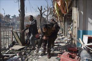 Đánh bom liều chết ngay trước trường học ở thủ đô Kabul, 26 người thương vong