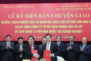 Bộ GTVT cấp phép bay cho Bamboo Airways, chuyển giao 5 tổng công ty về 'siêu ủy ban'