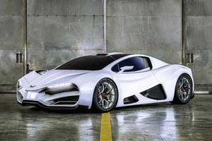 Siêu xe mạnh hơn 1.300 mã lực, giá 2,3 triệu USD từ nước Áo
