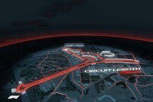 Clip: Đường đua F1 ở Mỹ Đình được thiết kế như thế nào?