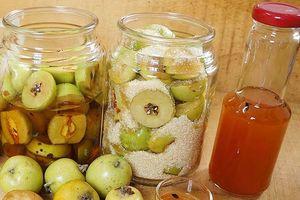 'Bật mí' cách ngâm giấm táo tại nhà chữa 'bách bệnh'