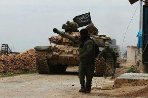Quân đội Syria 'đạn lên nòng', phiến quân nổi dậy lập tức báo động cao ở Idlib