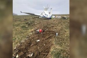 Rơi máy bay vì phi công lên cơn đau tim