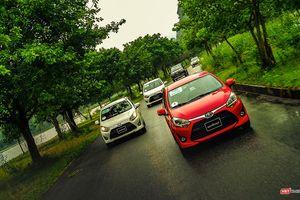 Bị chê xấu, Toyota Wigo vẫn rất đắt hàng, doanh số bán vượt xa đối thủ