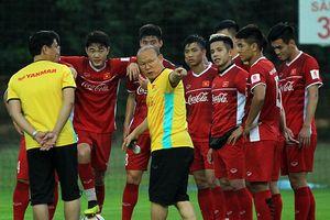 HLV Park Hang-seo 'trảm' trò cưng ở trận gặp Malaysia?