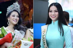 Phương Khánh tiết lộ lý do không được đội vương miện về Việt Nam