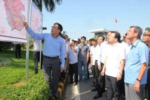 Đồng Nai lập tiến độ chi tiết giao mặt bằng sân bay Long Thành