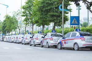 Ra mắt thương hiệu G7 taxi cạnh tranh giá cước với Grab