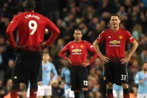 Thất bại trước Man City và sự thật bị phơi bày của Manchester United