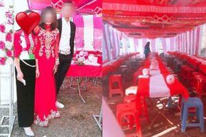 Thông tin mới nhất vụ cô dâu 'cuỗm' tiền cưới bỏ trốn khiến chú rể uất nghẹn