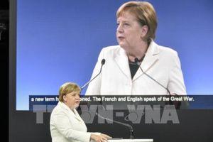 Đức đề cao chủ nghĩa đa phương tại Diễn đàn Hòa bình Paris
