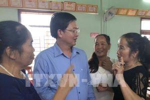 Vụ phản đối dự án điện mặt trời ở Bình Định: Tiếp tục vận động người dân
