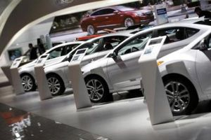 Hàn Quốc: Sản xuất và xuất khẩu ô tô tăng trưởng hai con số