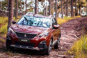 Bảng giá ô tô Peugeot mới nhất tháng 11/2018: Thấp nhất 670 triệu đồng