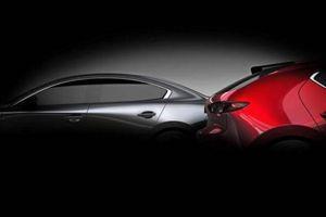 Mazda 3 hoàn toàn mới tung thêm ảnh 'nóng', ra mắt cuối tháng 11