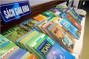 Sắp đấu thầu in sách giáo dục phục vụ năm học 2019 - 2020