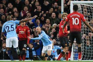 Derby Manchester: Mourinho nếm thêm trái đắng trong ngày đoàn quân 'quỷ đỏ' bị đè bẹp