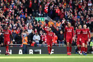 Salah lại tỏa sáng, Liverpool dễ dàng đánh bại Fullham