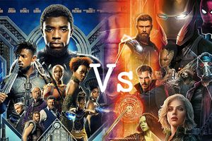 'Avengers: Infinity War' vs 'Black Panther', cuộc chiến giành ngôi vị 'The Movie Of The Year'