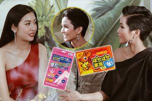 Thúy Vân 'mách nước' 3 món đồ độc khiến H'Hen Niê rạo rực đòi đi thi Miss Universe 2018 ngay lập tức