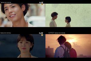 Những khoảnh khắc được yêu thích nhất của cặp đôi Park Bo Gum và Song Hye Kyo trong loạt teaser đầu tiên của 'Encounter'