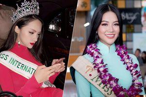 'Chị em hoa hậu quốc tế' Hương Giang - Phương Khánh nhất quyết làm điều này trong ngày về vinh quang