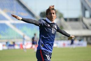 'Messi xứ chùa tháp' lập công, Campuchia vẫn để thua ngược trước Myanmar