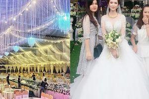 Đám cưới tiền tỉ ở Vĩnh Phúc: Mời Ngọc Sơn về hát, cô dâu xinh như hot girl