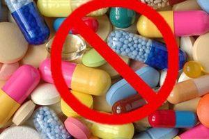 Sở Y tế Hà Nội cảnh báo về thuốc kháng sinh giả chữa... bệnh lậu