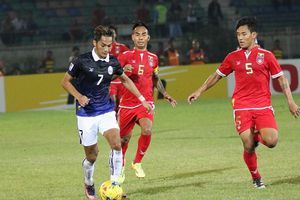 'Thảm họa' thủ môn khiến Campuchia thua Myanmar đầy tiếc nuối