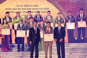 Tập đoàn TKV tổ chức Lễ Kỷ niệm 50 năm ngày Bác Hồ gặp mặt Đoàn đại biểu công nhân, cán bộ ngành Than