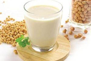 5 lợi ích kỳ diệu của sữa đậu nành với sức khỏe