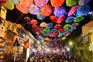 Tuần văn hóa Vạn Phúc thu hút nhiều khách du lịch