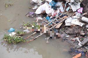 Hải Phòng: Bàng hoàng phát hiện thi thể đang phân hủy mạnh trên sông Thượng Lý