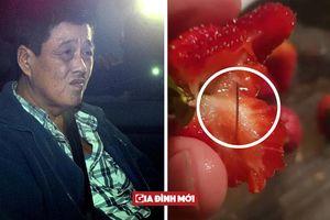 Nghi phạm người Việt nhét kim khâu vào dâu tây khiến nông dân Úc điêu đứng