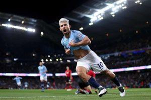 Man City đại thắng tại derby Manchester