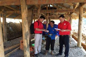 Cấp tiền hỗ trợ người dân bị ảnh hưởng bởi thiên tai ở Lai Châu