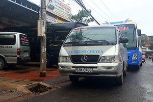 Nhiều nhà xe ở Đà Lạt tự lập 'bến cóc'