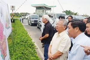 Khởi động dự án bồi thường, hỗ trợ tái định cư cho sân bay Long Thành